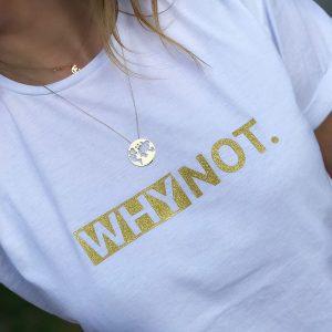 Basic Gold T shirt